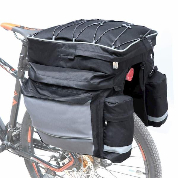 Cesta para Manillar de Bicicleta B/üchel Unisex Color marr/ón
