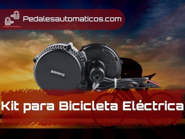 kit bici electrica