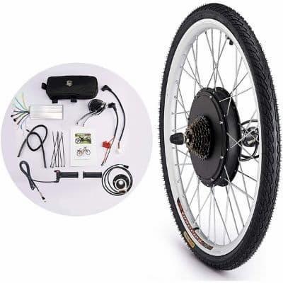kit motor electrico para bicicleta de montaña
