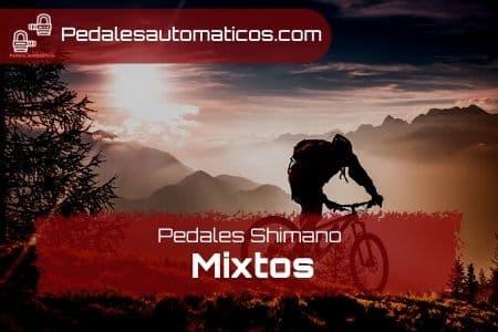 pedales shimano mixtos