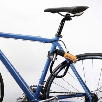 candado u bicicleta
