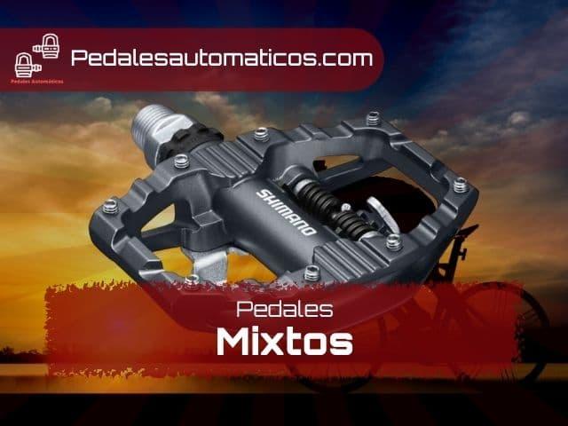 pedales mixtos mtb