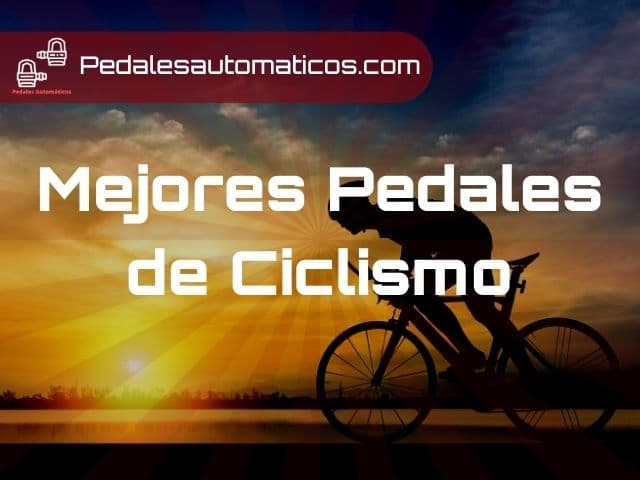 pedales ciclismo