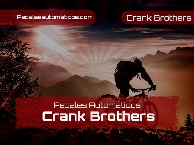 pedales mtb crank brothers